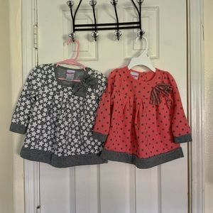 NANNETE KIDS. Two dresses size 24 months girl